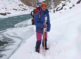 Hazaértek a téli önkénteseink Zanglából!