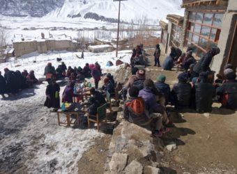 Idén 3 hónapos a téli oktatás Zanglában / SOLAR SCHOOL IN WINTER TIME